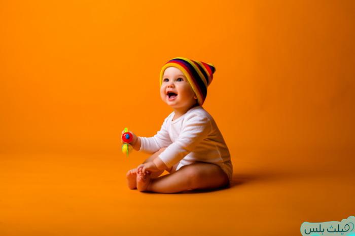تطور الحواس عند الطفل الرضيع
