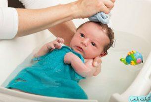 مراحل نمو شعر الرضيع من الرحم إلى الولادة وخطوات للعناية بالشعر